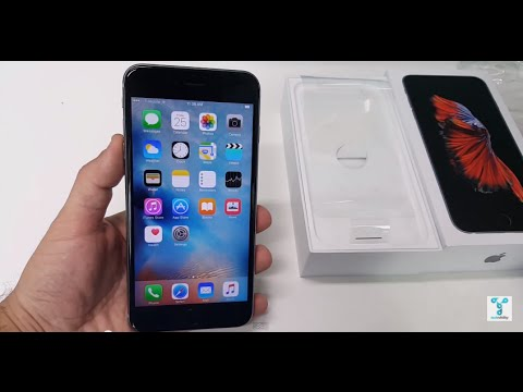 Video over Apple iPhone 6S Plus