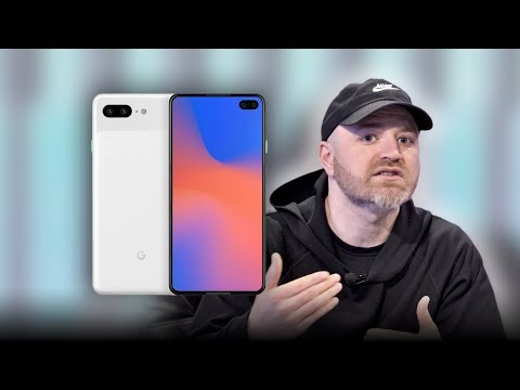 Video over Google Pixel 4