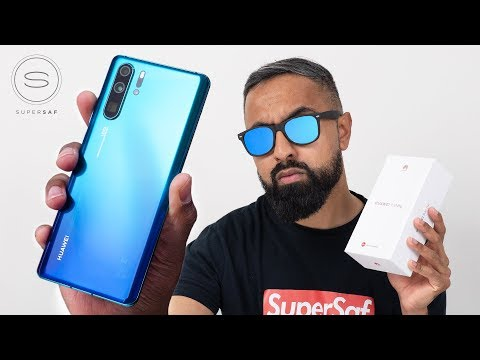Video over Huawei P30 Pro