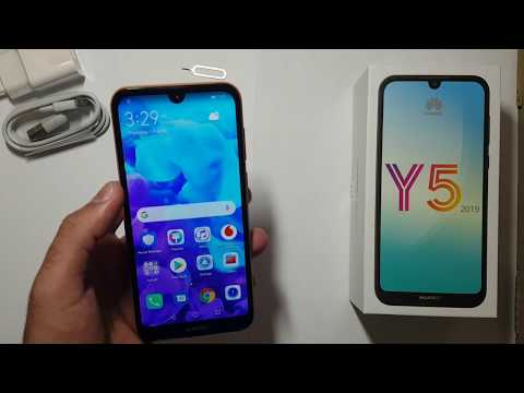 Video over Huawei Y5 (2019)