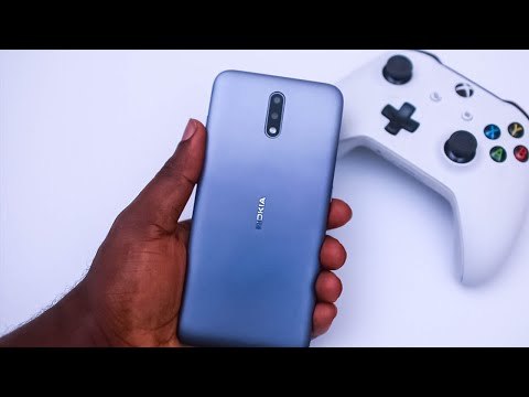 Video over Nokia 2.3