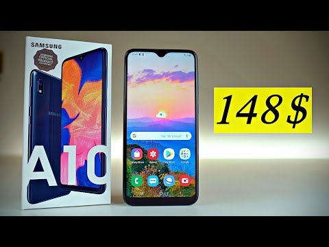 Video over Samsung Galaxy A10