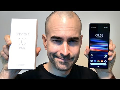 Video over Sony Xperia 10 Plus