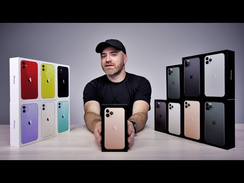 Video over Apple iPhone 11 Pro