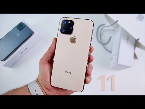 Video over Apple iPhone 11