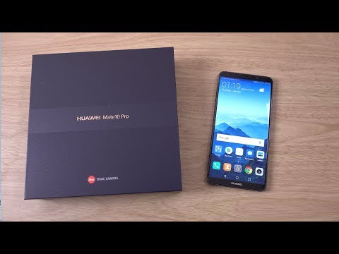 Video over Huawei Mate 10 Pro