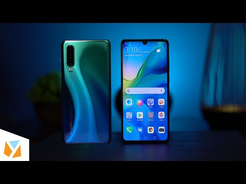 Video over Huawei P30