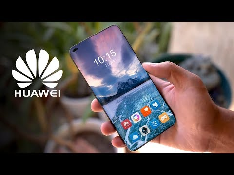 Video over Huawei P40 Pro