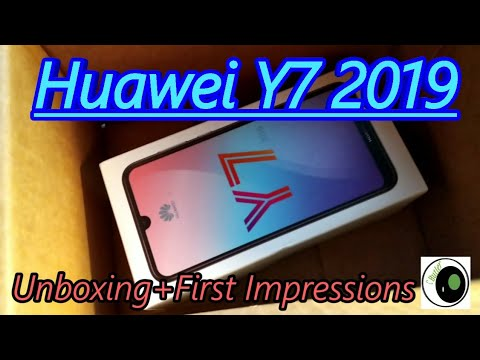 Video over Huawei Y7 (2019)