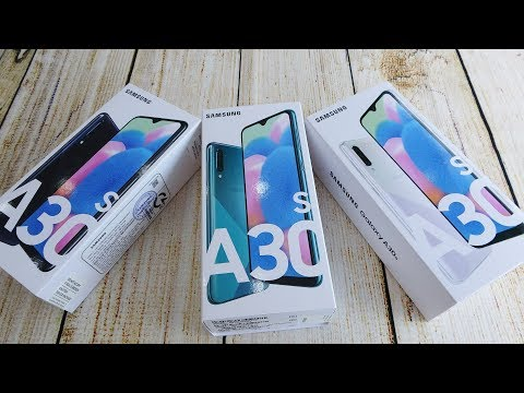 Video over Samsung Galaxy A30s